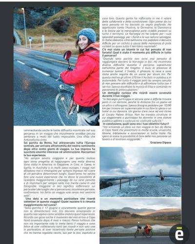 The cyclist-articolo-antonella-gentile